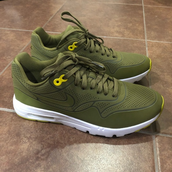 Max Air Olive Flak 1 Moire Nike Ultra oWCBQxerd